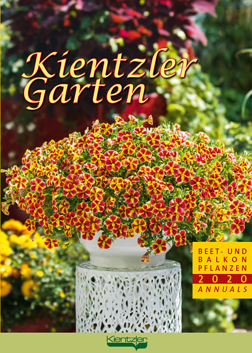 Kientzler young plants bed and balcony 2020