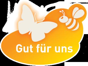Gut für uns - Bienen, Hummeln und weitere Insekten